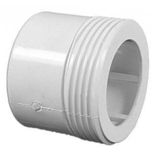 Buttress Tailpiece - 1.5 Buttress x 2.0spg