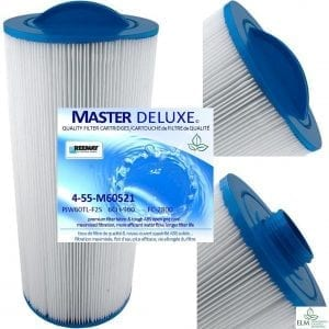 60 sq.ft. Filter 4-Pack PJW60TL-F2S 6CH-960 FC-2800 M60521