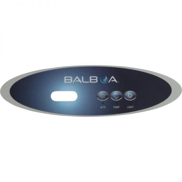 11724 Balboa 4 Button Overlay VL260