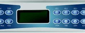 Balboa ML900 Topside Control Panel 52654