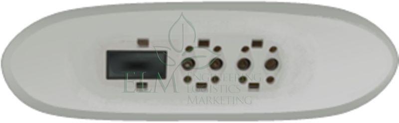 53999 Balboa VL260 Topside Control Panel